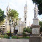 Plaza de Armas of Piura