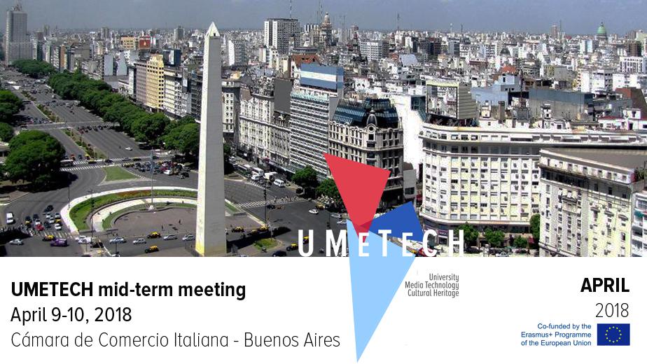 UMETECH mid-term meeting