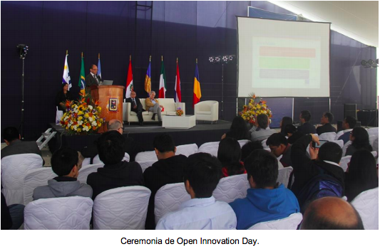Open Innovation Days,  Lima – Cordoba