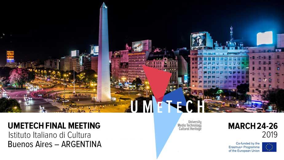 UMETECH Final Meeting